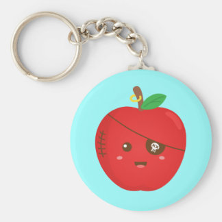 Bad Apples can be cute too Key Ring
