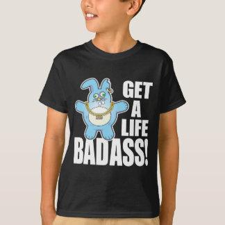 Bad Ass Bad Bun Life W T-Shirt