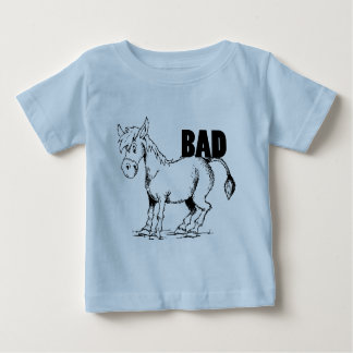 Bad Ass Donkey Baby T-Shirt