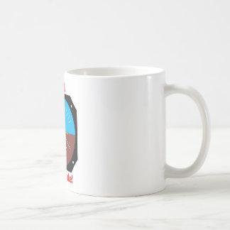 Bad Attitude Basic White Mug