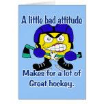 Bad Attitude Card