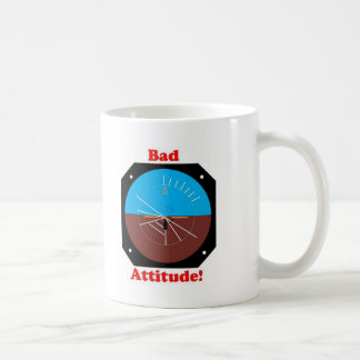 Bad Attitude Coffee Mug