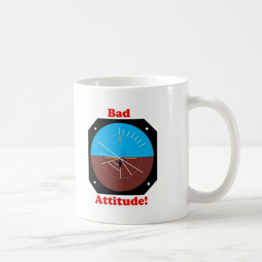 Bad Attitude Coffee Mug