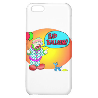 Bad Balloon iPhone 5C Cover