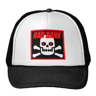 BAD BANK TRUCKER HATS