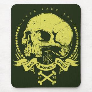 Bad bones mouse mat