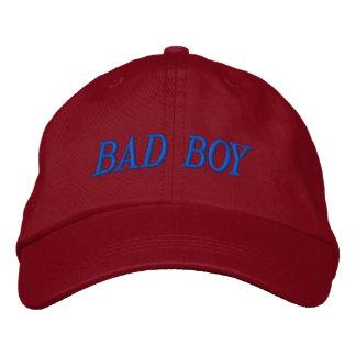 BAD BOY EMBROIDERED BASEBALL CAP