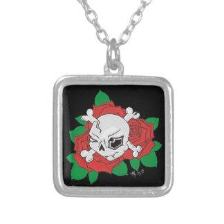 Bad Boy Skully Necklace