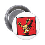BAD BUNNY BUTTONS
