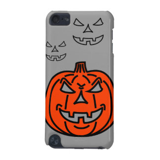 Bad cartoon pumpkin iPod touch (5th generation) covers