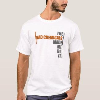 Bad Chemicals tee