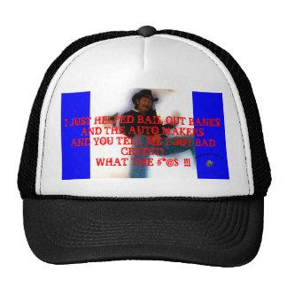 BAD CREDIT !!! TRUCKER HAT