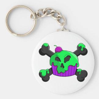 bad cupeycake key ring