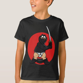 Bad Day Ninja T-shirt