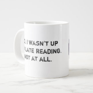 Bad Decisions Book Club Extra Large Coffee Mug