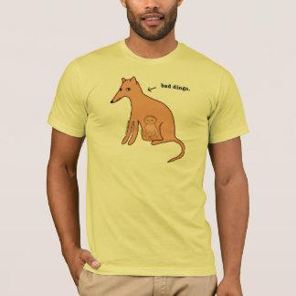 """Bad Dingo"" T's- Men, Women & Kids T-Shirt"