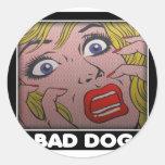 bad dog 2 adhésif