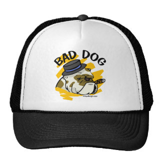 Bad Dog Mesh Hat