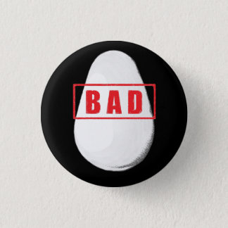 Bad Egg Pin