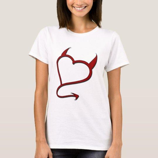Bad Girl - Little Devil T-shirt