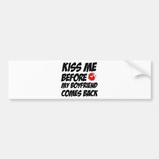 Bad girls designs bumper stickers