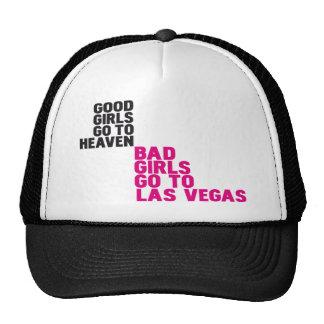 Bad girls go to Las Vegas Cap