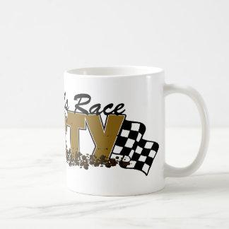 Bad Girls Race Dirty Coffee Mugs