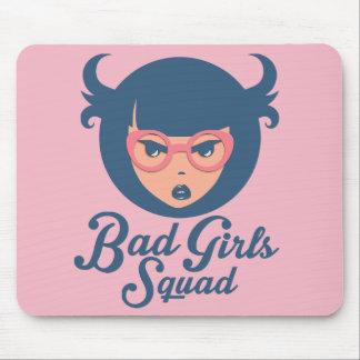 Bad Girls Squad Mousepad