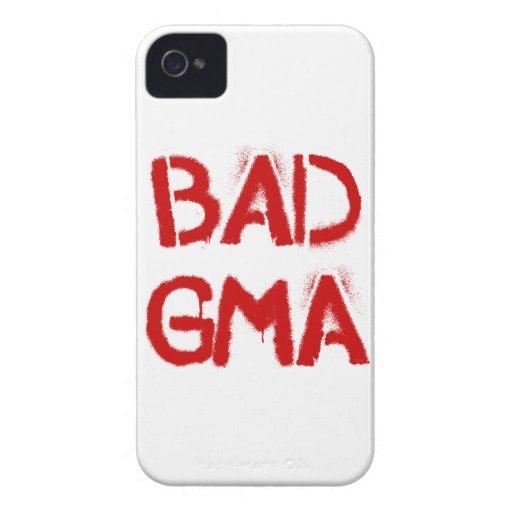 Bad Gma iPhone 4 Cases