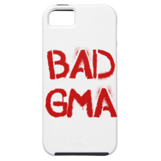 Bad Gma iPhone 5 Cover