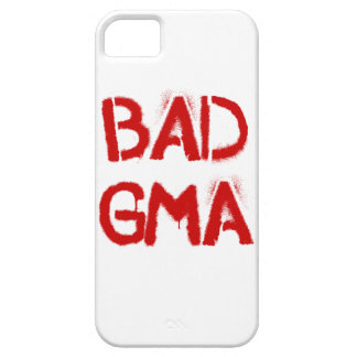 Bad Gma iPhone 5 Case