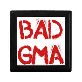 Bad Gma Keepsake Box