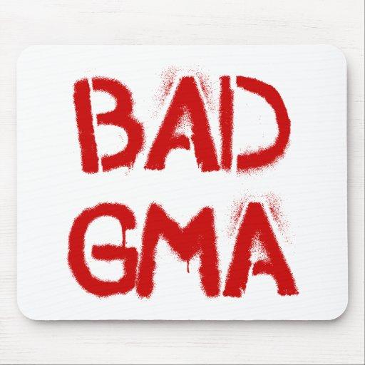 Bad Gma Mouse Pad