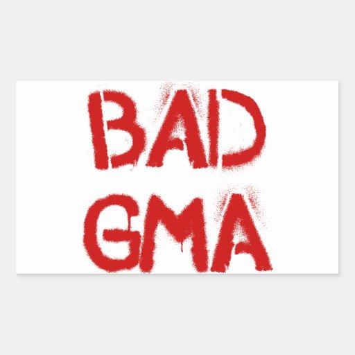 Bad Gma Stickers