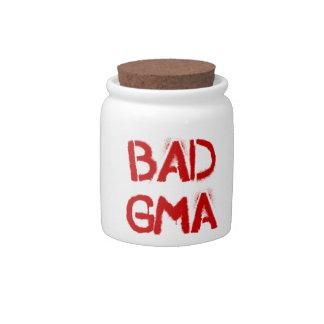 Bad Gma Candy Dish
