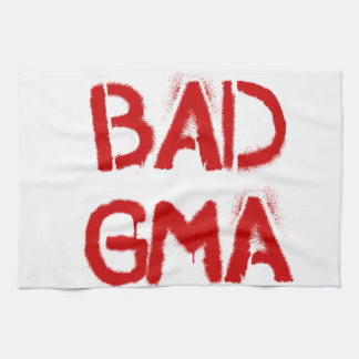 Bad Gma Towel