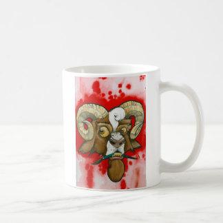 """Bad Goat!"" Coffee Mugs"