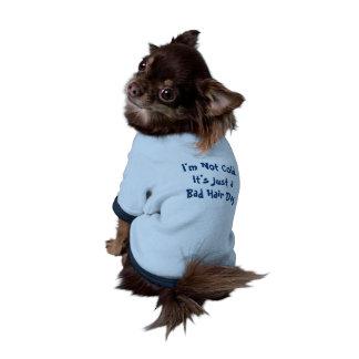Bad Hair Day Doggie T Shirt