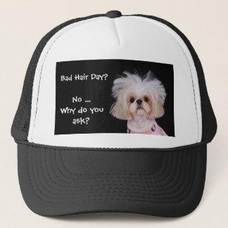 Bad Hair Day? Trucker Hat