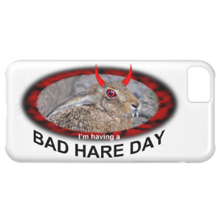 Bad Hare Day iPhone 5 Case (Choose Colour)