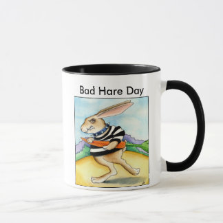 Bad Hare Day mug