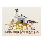 Bad Jesus Ponies