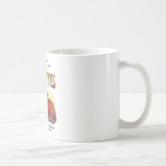 Bad Kitties Basic White Mug