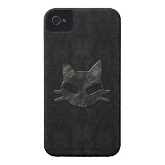 Bad Kitty Black Gothic iPhone 4 Case