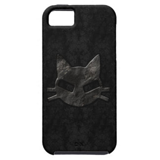 Bad Kitty Black Gothic iPhone 5 Case