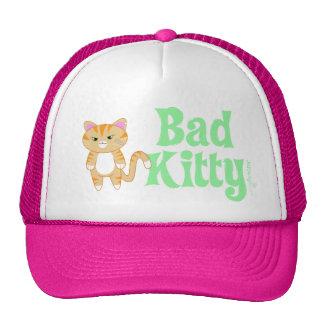 bad kitty hats