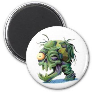 Bad Looking Green Head Magnets