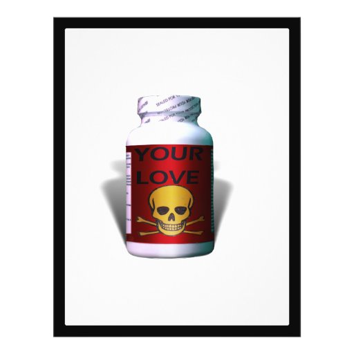 Bad Medicine Personalized Flyer