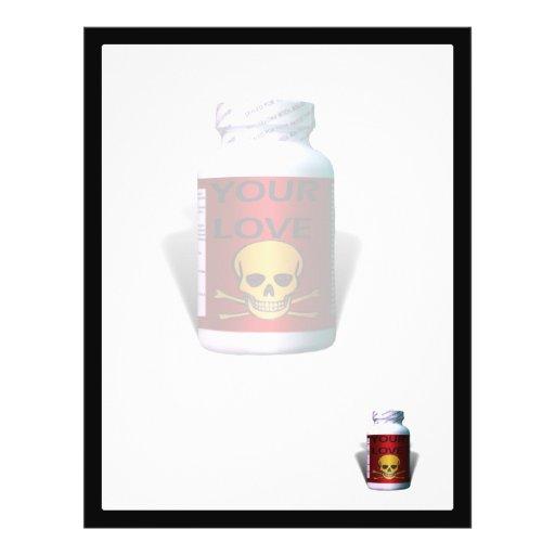 Bad Medicine Custom Flyer