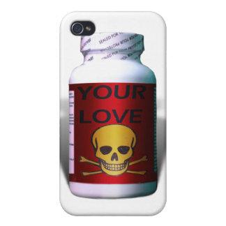 Bad Medicine iPhone 4 Cases